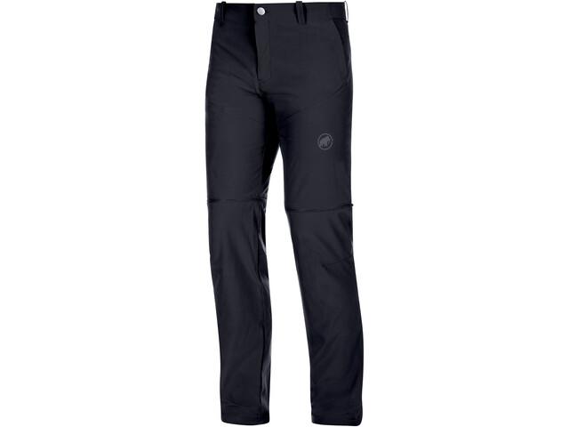 Mammut Runbold Pantalón Zip-Off Hombre, black